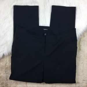 Torrid Straight Leg Deluxe Stretch Pants 18